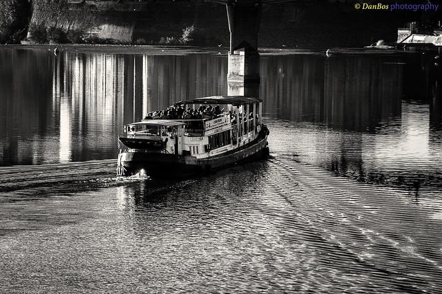 Sur la Garonne - Toulouse (France)