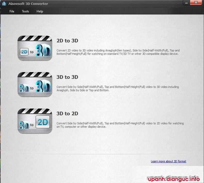 cách chuyển đổi video 2D sang 3D nhanh chóng