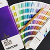 The best tool for work! :heart_eyes::thumbsup::thumbsup::thumbsup: Pantone Formula Guide:grin:Thank you:relieved::pray: #workworkwork #pantone #formulaguide #solidcoated #soliduncoated #plusseries #newpantone #toy #design #color