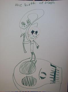 3 Boticelli - Birth of Death - E