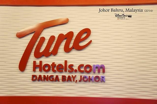Tune Hotel Danga Bay, Johor Bahru 07
