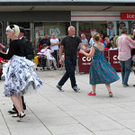 Gloucester Goes Retro Festival 2015 - Everybody dance
