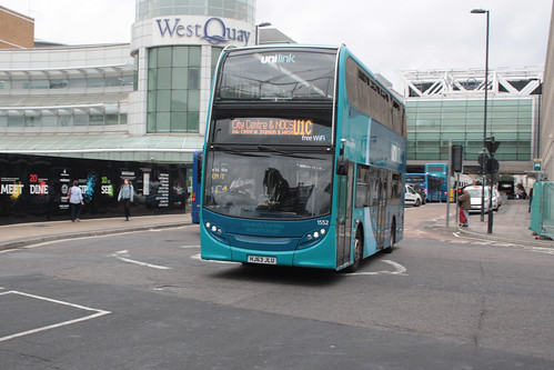 Go South Coast 1552 HJ63JLU