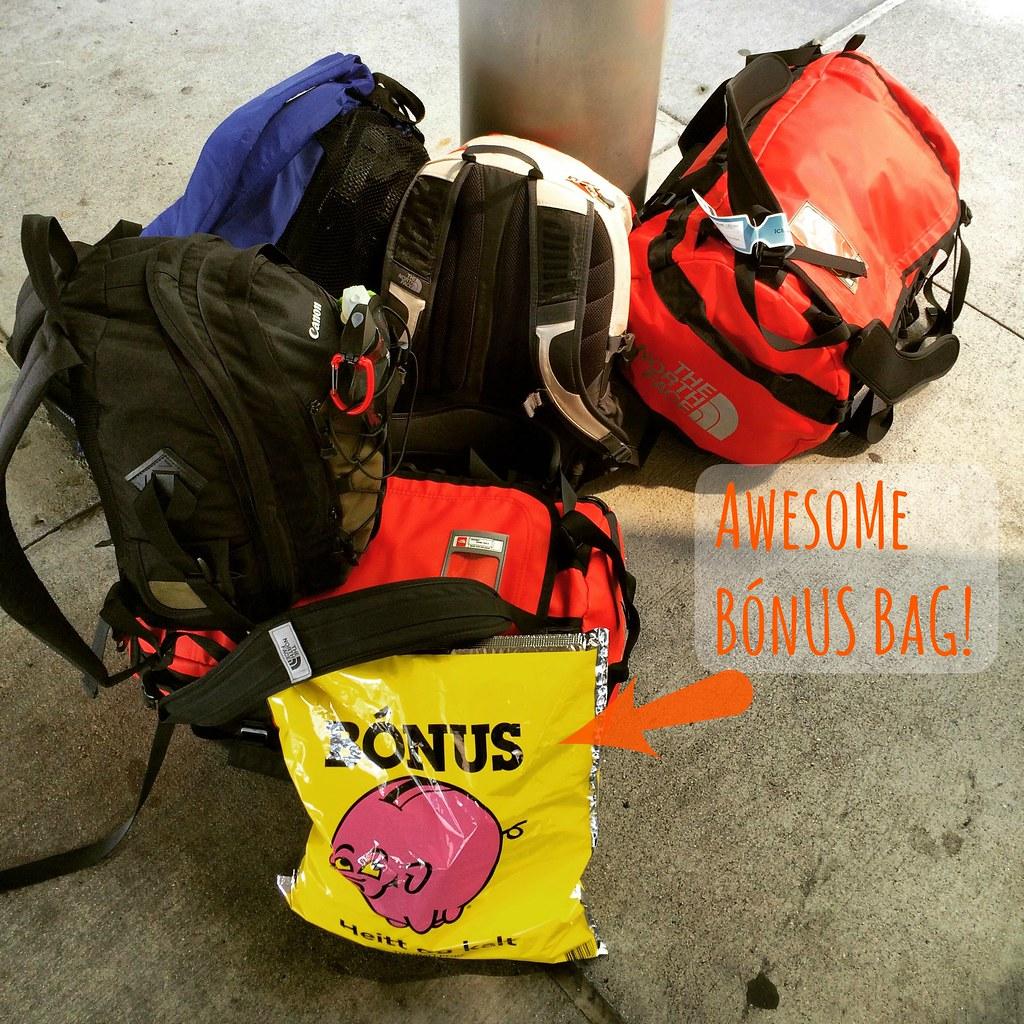 bonus bag