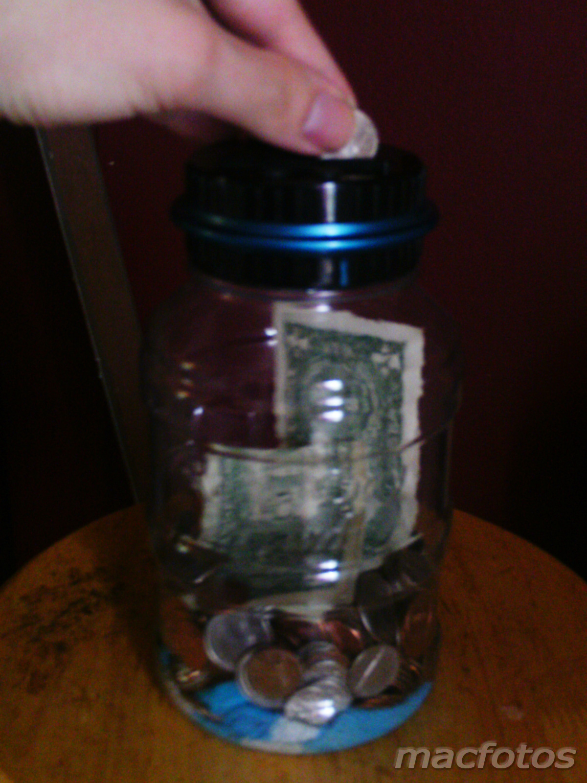 Saving Up