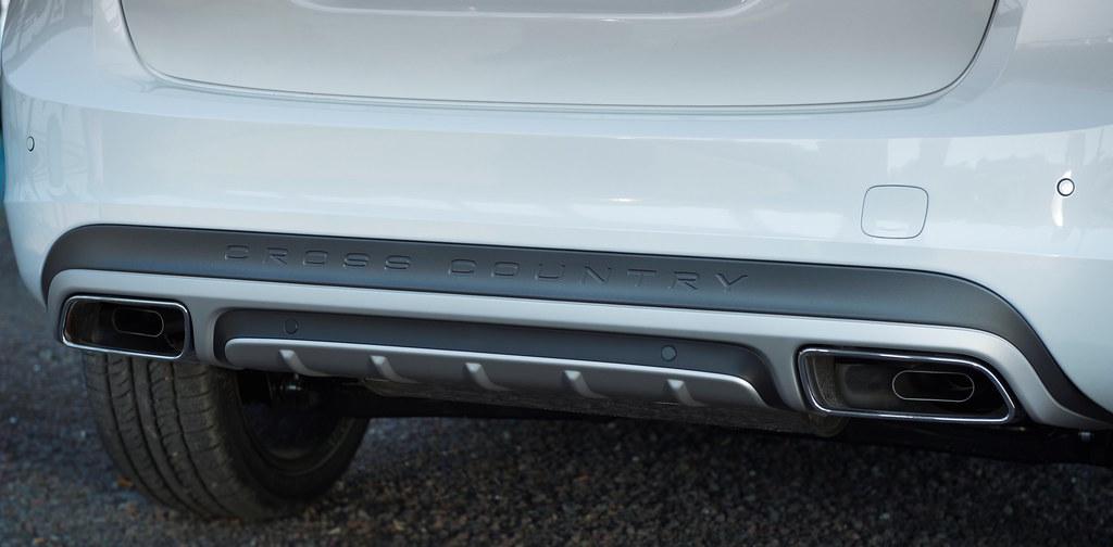 2016 Volvo S60 Cross Country