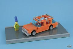 Marge's Car