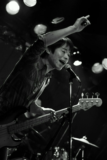 THE NICE live at Outbreak, Tokyo, 29 Sep 2015 - jam with Takayuki O.E. 479