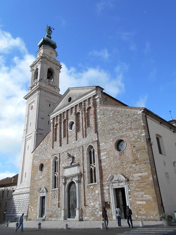 basilica cattedrale di San Martino, campanile, Belluno