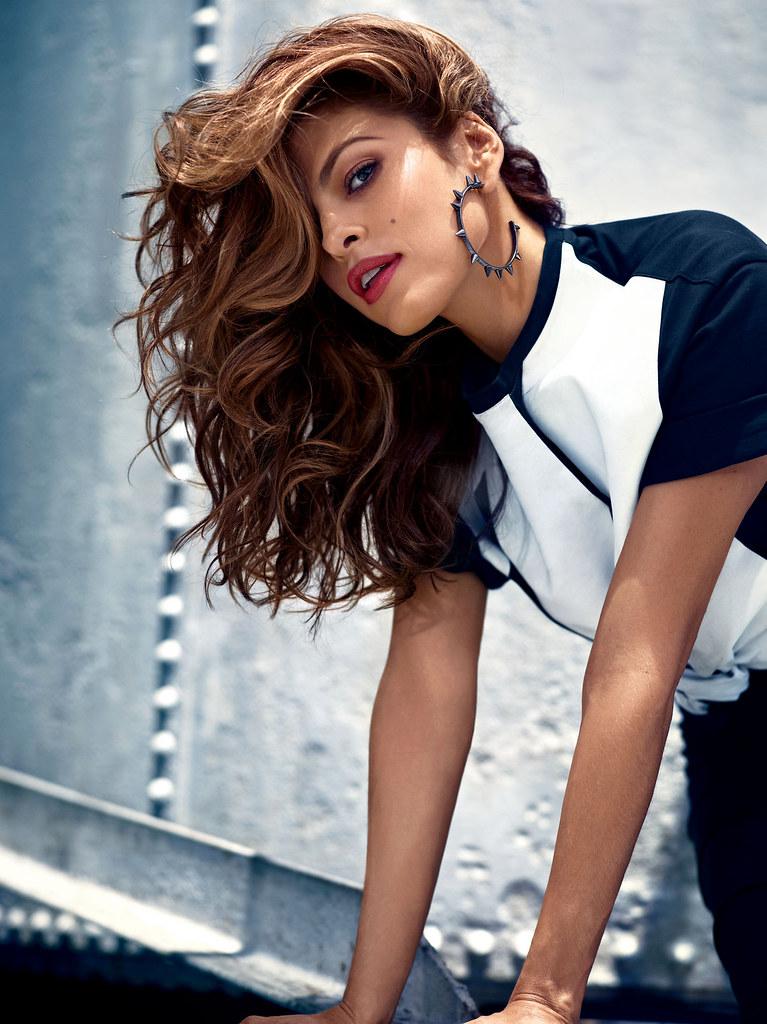 Ева Мендес — Фотосессия для «Glam Belleza Latina» 2015 – 1