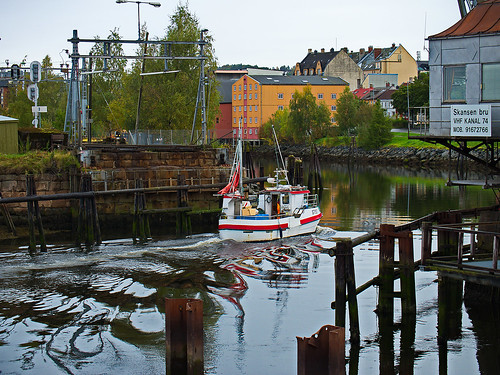 Scott Kelby's Worldwide Photo Walk: Trondheim 2015