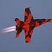 CF-18 Hornet Pyro Pass. 2015 Abbotsford Airshow by Scott McGeachy