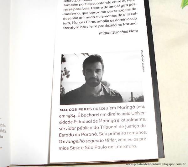 Resenha, livro, Que fim levou Juliana Klein?, Marcos Peres