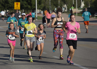 Fifth Annual Laps with the Chaps 5K Attracts Record Crowd