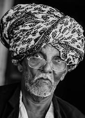 Old Age Portrait