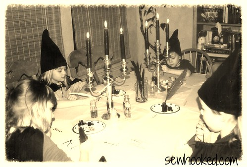 Harry Potter Birthday Party, 2003
