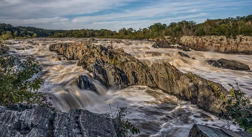 The Great Falls of the Potomac by Geoff Livingston