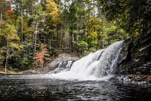 Cascade Lake and Hooker Falls-16