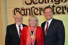 Bürgermeisterin Gaby Schäfer