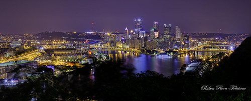 park light panorama usa west colors beautiful night america canon photography lights noche us photo high colorful long exposure downtown pittsburgh foto image pennsylvania pano united north picture clean pa shore definition end nocturna alta hd states fotografia overlook hdr elliott imagen definicion obturacion lenta greatphotographers flickrunitedaward