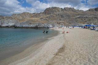 Shinaria beach Schinaria 在 Plakiás 附近 的形象.