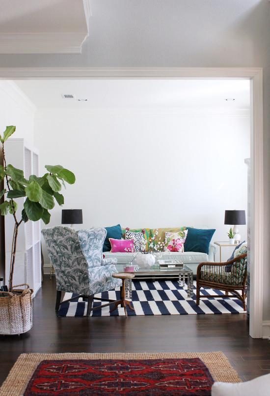 Hi Sugarplum   ORC Living Room before