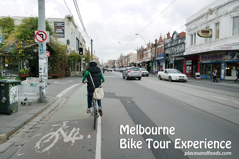 melbourne bike tour experience