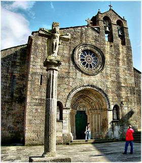 4675-Iglesia de Santa Maria en Betanzos (A Coruña)