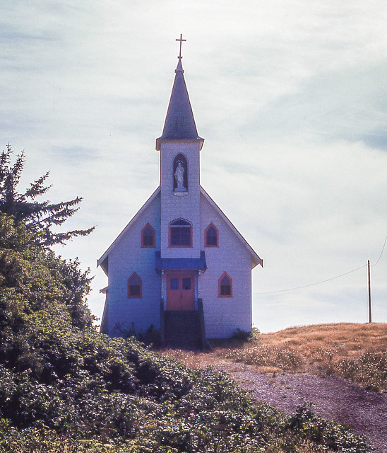 Church at Friendly Cove