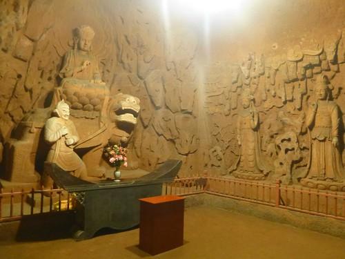 CH-Leshan-Bouddha oriental (7)