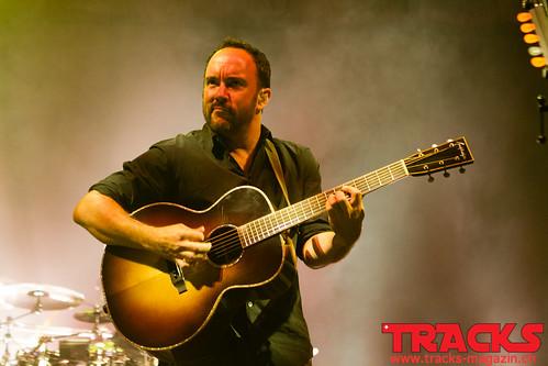 Dave Matthews Band @ Hallenstadion - Zurich