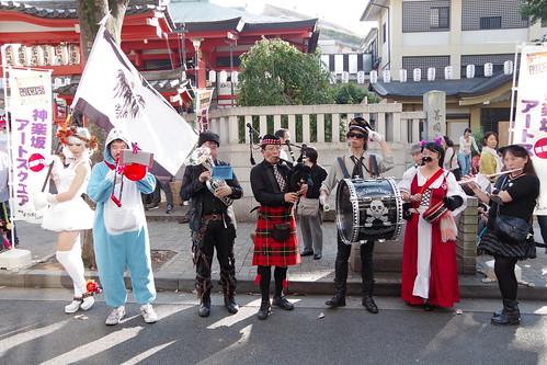 Cat's Halloween Parade in Kagurazaka 2015 34