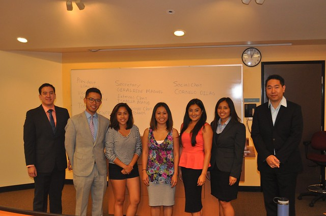 APALSA First General Meeting