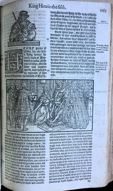 Holinshed Henry V