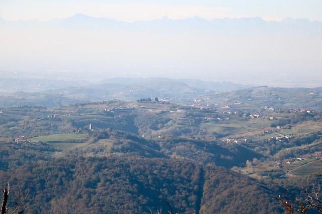 Goriška Brda, Sabotin (600m)