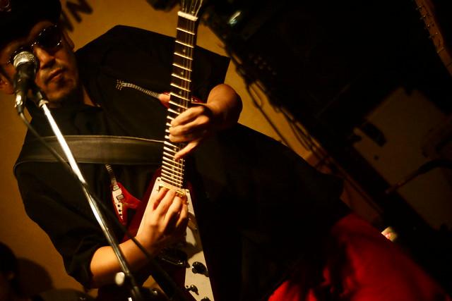 てきさすいーだ blues live at Bright Brown, Tokyo, 15 Nov 2015. 048