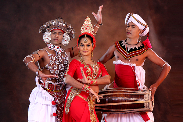 sri Lanka classical dancing