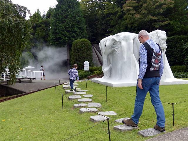 Exploring the Hakone Open Air Museum