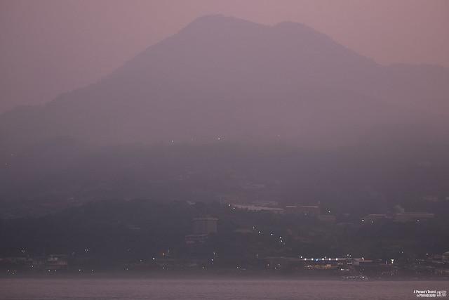 煙雨朦朧 │ 觀音山