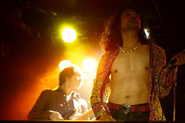 Tangerine live at Outbreak, Tokyo, 25 Nov 2015. 014