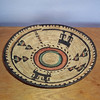 Vintage Large Handmade African Coil Basket or Tray