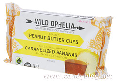 Wild Ophelia Caramelized Bananas Peanut Butter Cups