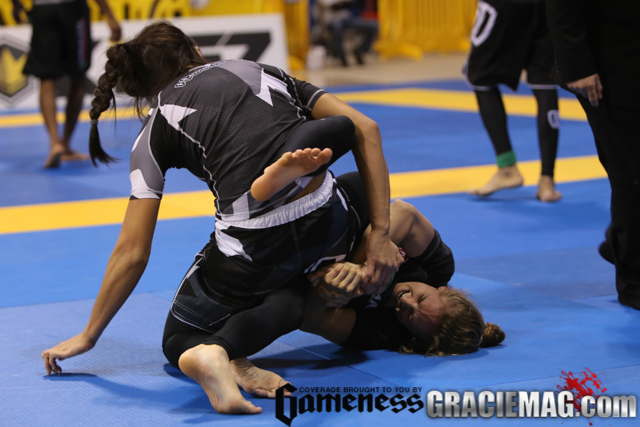 2015 Worlds No-Gi - Day 1 - Female Open Class