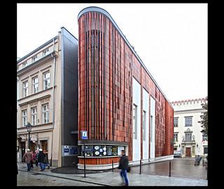 Wyspianski pavilion [2007]- Krakow, Poland