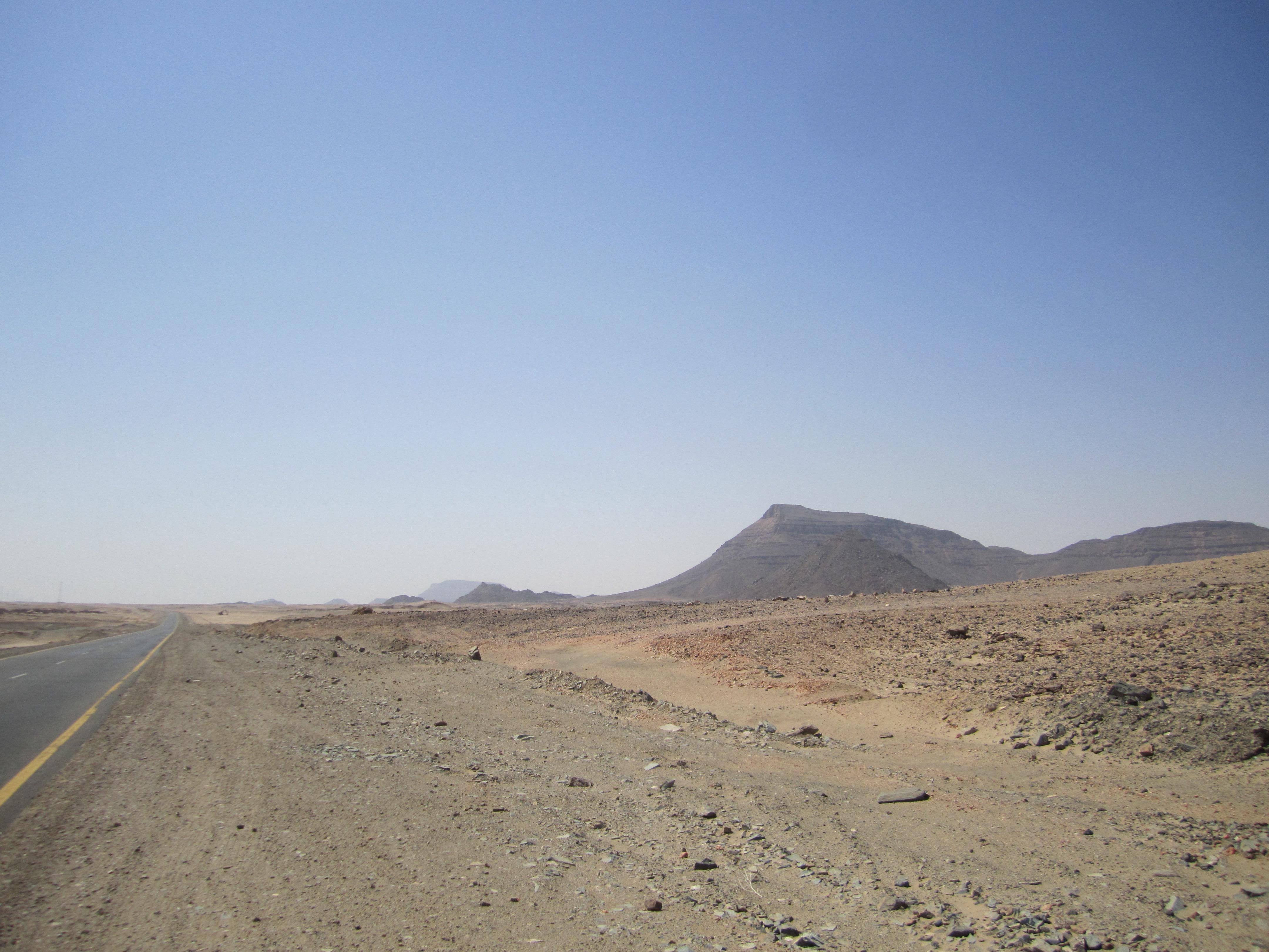 Desert-again
