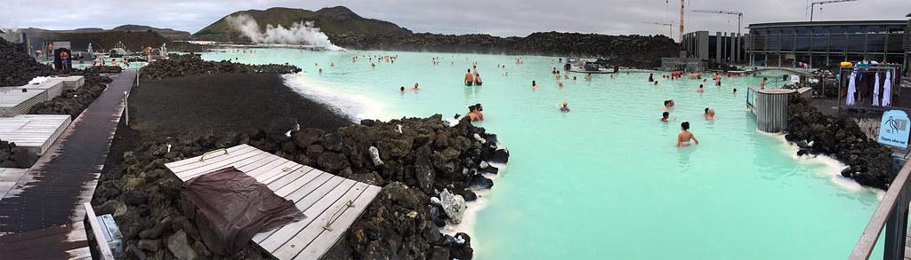 Blue Lagoon de Islandia