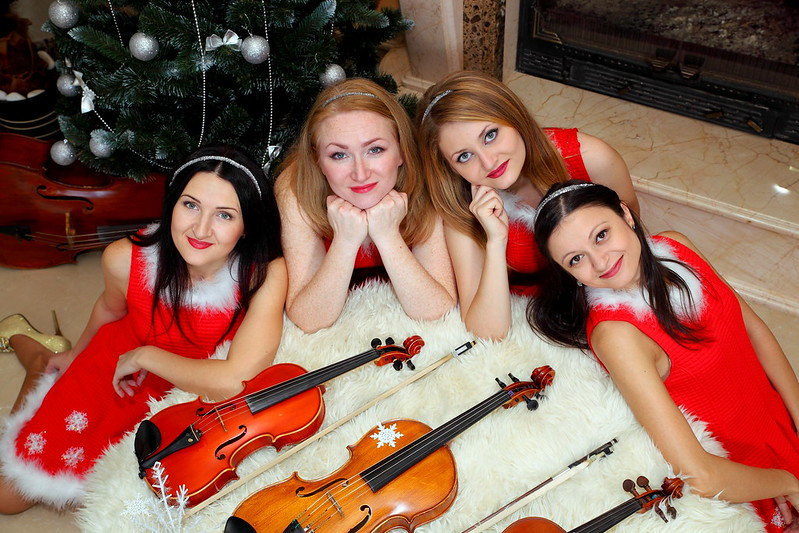 "Cvartetul ""VIV-ARDO"" > Foto din galeria `Despre companie`"