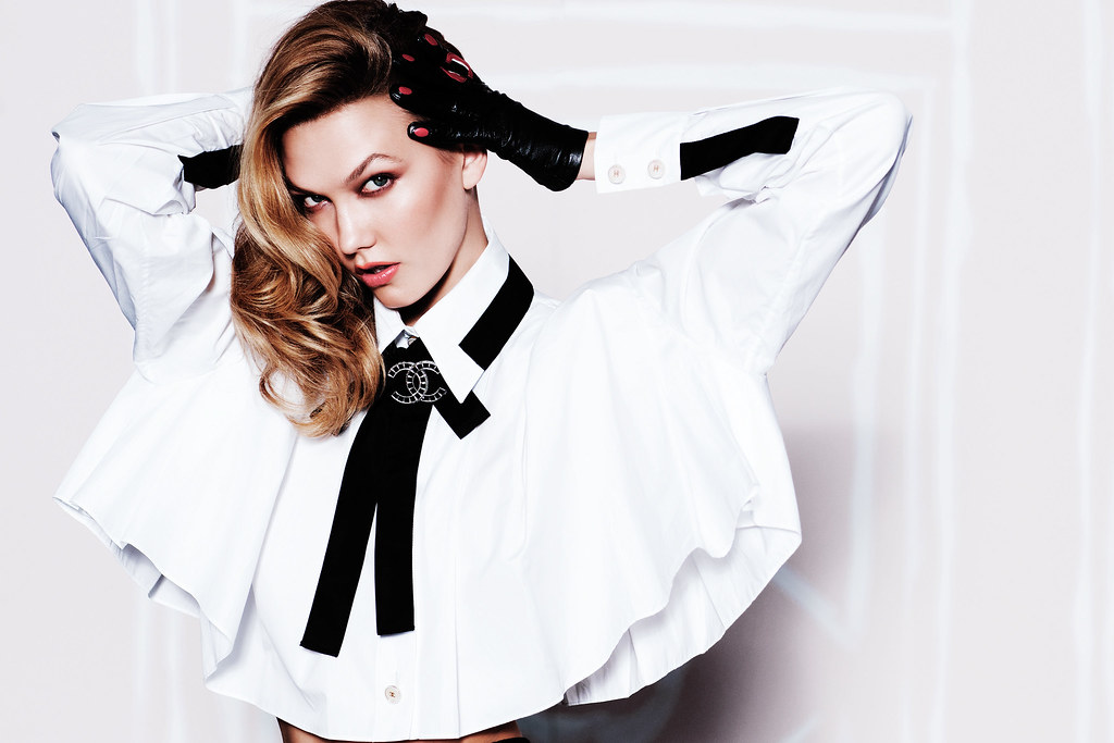 Карли Клосс — Фотосессия для «Vogue» MX 2015 – 2