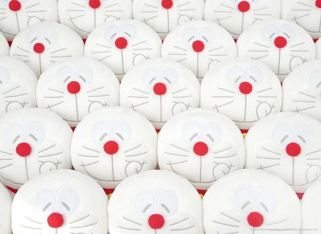 DING DONG 宅配便 × 哆啦A 夢【雪の多啦A 夢。聯名第四彈】冬季別注系列 雪白登場!!