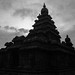 Sea Shore Temple,Mahabalipuram